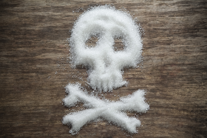 sugar evil - why unhealthy white sugar is bad