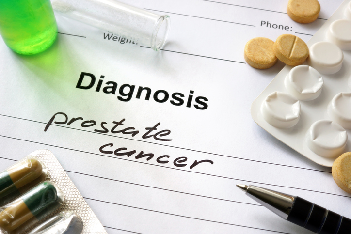 prostate cancer cured with testosterone